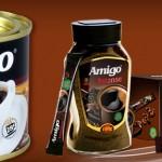 "Strauss Coffee va cumpăra marca ""Amigo"", pentru 20 milioane de dolari"