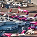 Wizz Air lansează o rută Sibiu – Londra