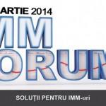 Astăzi începe IMM Forum