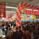 Auchan a rebranduit cele 20 de magazine Real