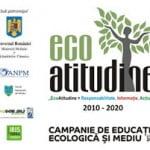 """S-a lansat campania de """"EcoAtitudine = Responsabilitate, Informaţie, Acţiune."""""""