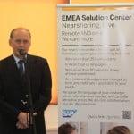SAP a inaugurat cel de-al treilea centru din România