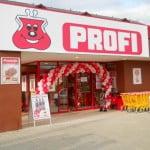Profi deschide noi magazine în București și Iași