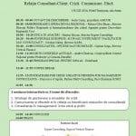 """Pe 1 iulie are loc conferinţa """"Relaţia Consultant-Client: Criză, Comunicare, Etică"""""""