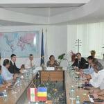 CCIR a primit vizita unei delegaţii de oameni de afaceri din Liban
