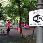 Internet gratuit în parcurile din Sectorul 1