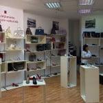 Clujana a deschis un magazin în Bucureşti