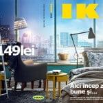 IKEA România a lansat noul catalog pentru 2015