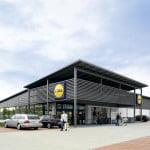 Lidl a deschis un magazin în Eforie Nord
