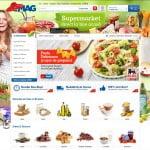 """eMAG și Mega Image au lansat """"Supermarket la tine acasă"""""""