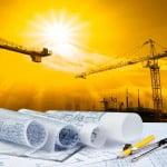 Volumul lucrărilor de construcţii, în scădere