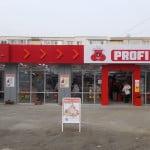Profi a deschis al treilea magazin din Brăila
