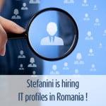 Stefanini angajează 30 de specialiști IT juniori