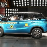 Noul Suzuki Vitara a obținut 5 stele la Euro NCAP