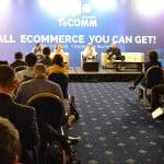 Conferinţa TeCOMM: Comerțul electronic va deveni o componentă obligatorie în retail