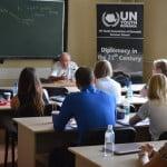 Asociația Tineretul ONU organizează Summer School on Diplomacy 2015