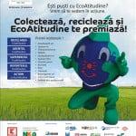 """Peste 120.000 de elevi vor colecta selectiv deşeurile, în cadrul campaniei """"EcoAtitudine"""""""