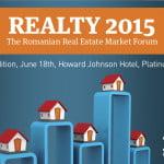 Evenimentul Realty 2015 va avea loc pe 18 iunie