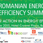 Vineri va avea loc Romanian Energy Efficiency Summit