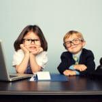 Câţi copii fac afaceri în România?