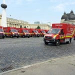 25 de ambulanţe, predate de Ministerul Sănătăţii