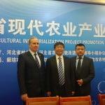 Colaborare între România şi China în domeniul tehnologiei agricole