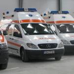 30 ambulanţe, repartizate de Ministerul Sănătăţii