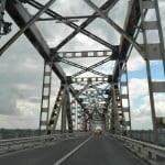 Podul Giurgiu-Ruse va fi închis temporar