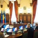 Situaţia din Ucraina şi defrişările ilegale, discutate în CSAT