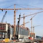 Sectorul construcțiilor, în scădere în august