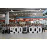 500.000 de motoare energy TCE 90 produse de uzinele Dacia