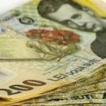 Salariul mediu net a crescut la 1.849 lei, în iulie