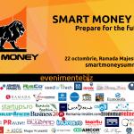 SMART MONEY Summit va avea loc pe 22 octombrie, la Bucureşti