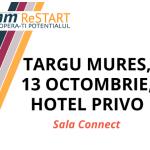 IMM ReStart Tîrgu Mureș are loc de 13 octombrie