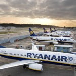 92% dintre zborurile Ryanair au ajuns la timp