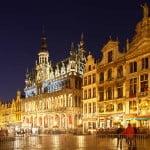 MAE: Nivelul de alertă se menţine în Bruxelles. Staţiile de metrou rămân închise