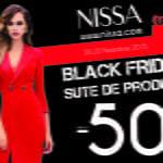 Black Friday la Nissa. Primele cliente primesc un produs cadou