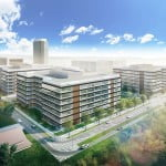 Noul ansamblu de birouri Oregon Park va fi finalizat în iulie 2016