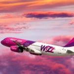 Wizz Air oferă o reducere de 20% la toate rezervările efectuate astăzi
