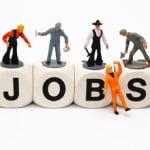 Numărul de şomeri, în scădere în luna iunie