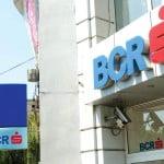 Profitul BCR, în scădere