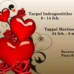 Târgul Îndrăgostiţilor va avea loc în Bucureşti Mall şi Plaza România