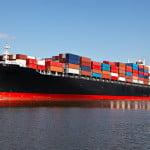 Traficul total de mărfuri în porturile maritime românești, în creştere
