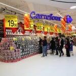 Carrefour a mai deschis un supermarket în Vaslui