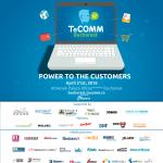 TeCOMM Bucureşti va avea loc pe 21 aprilie