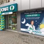 25 de farmacii DONA, deschise non-stop de sărbătorile de Paște