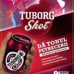 Tuborg lansează un produs unic pe piața din România