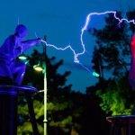 Spotlight, Festivalul Luminilor din Bucureşti, a ajuns la a doua ediţie