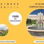 Business Days Iași 2016 va avea loc pe 29-30 iunie