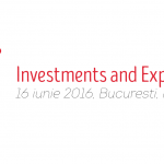 "Evenimentul ""Investments and Export Conference"" are loc pe 16 iunie"